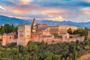 alhambra tour andalusia