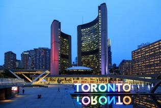 Toronto New City Hall
