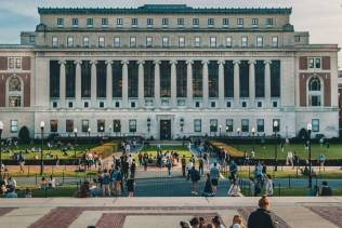 Tour a New York per visitare Columbia University.